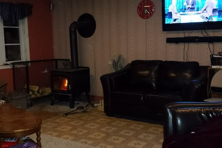 2 Bedroom with private bathroom and family room - Quinte West