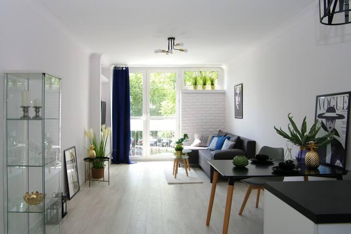 Fryderyk Apartment 'Przechodnia'