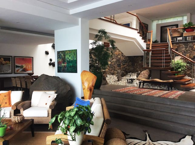 Casa Pedregal -- a modern luxury oasis