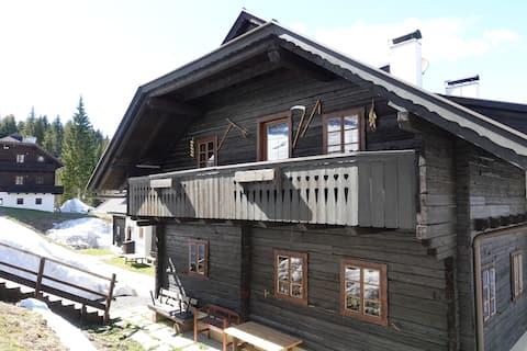 Wonderful mountain hut in Nassfeld