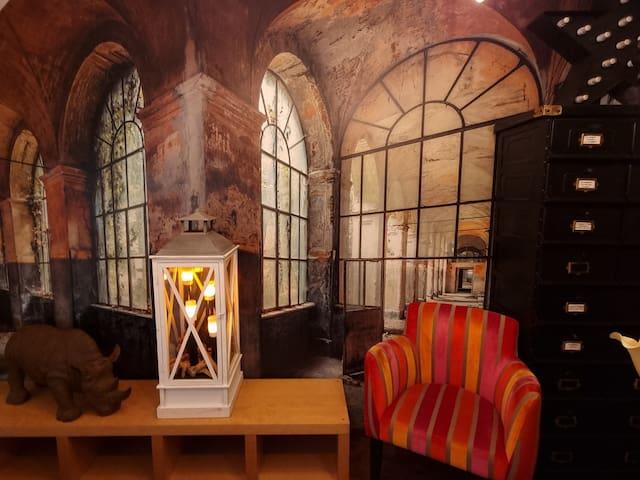 Votre chambre Airbnb