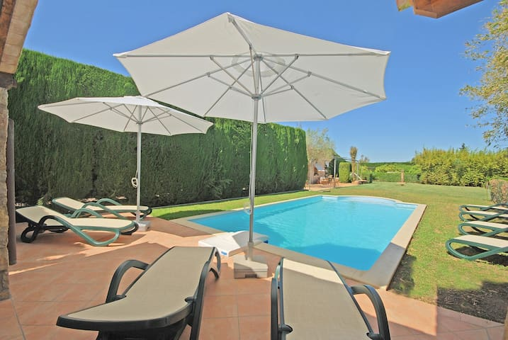 BENNASSAR - Country house with swimming pool in Inca