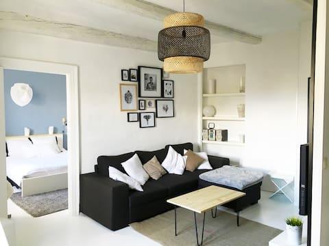 Appartement rénové au coeur du vieux Montpellier