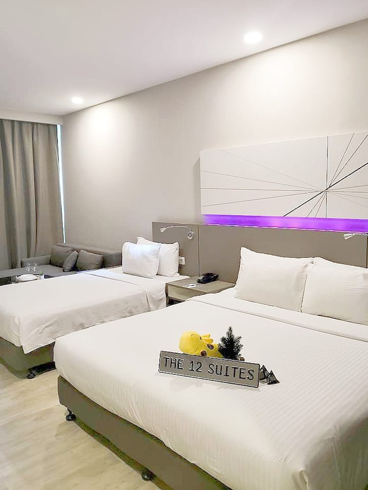 Triple King Hotel Suites  {WIFI/ASTRO}CURVE/1UTAMA