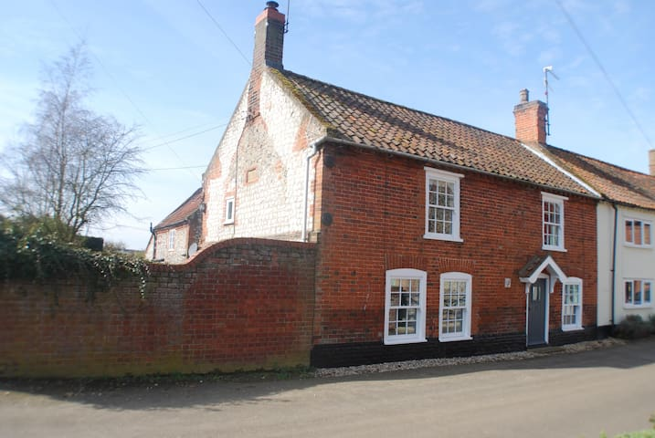 Samphire Cottage - South Creake - Dom
