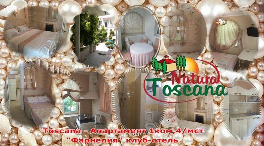"""Апартамент """"Toscana"""" - маленькая Италия"""