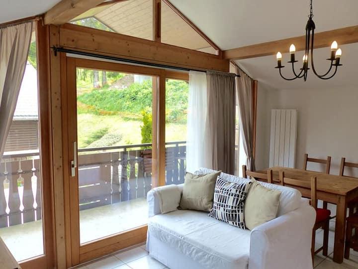 Superbe appartement au coeur du village de Châtel Armoises 8