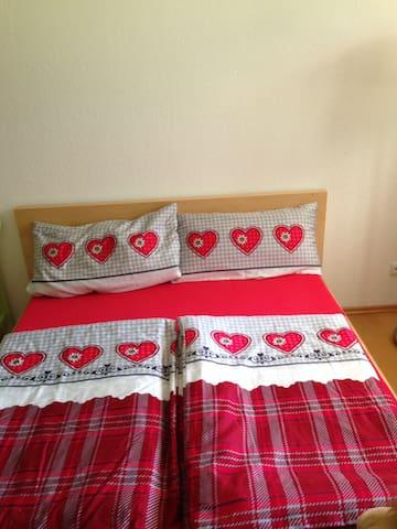 Gemütliches  Zimmer in schöner Lage - Penzberg - Casa
