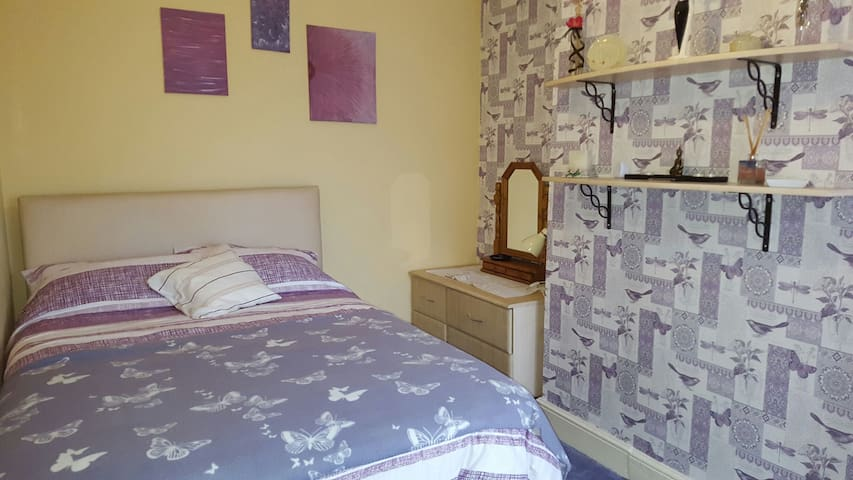 Great location offering double room - Worcester - House