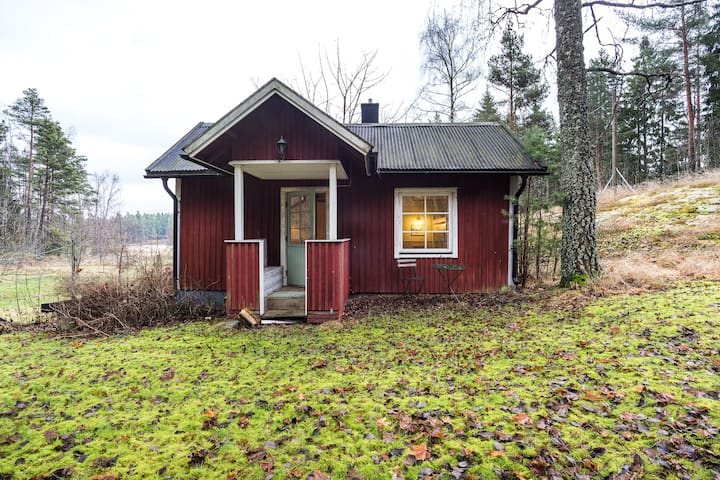 Kavaljersflygeln - a sweet tiny cottage - Raseborg - Srub