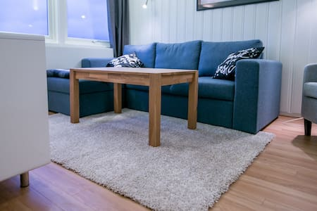Apartment close to city center of Svalbard - Longyearbyen - Pis