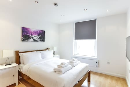 Gorgeous master bedroom close to Central (John 2) - London - Apartment