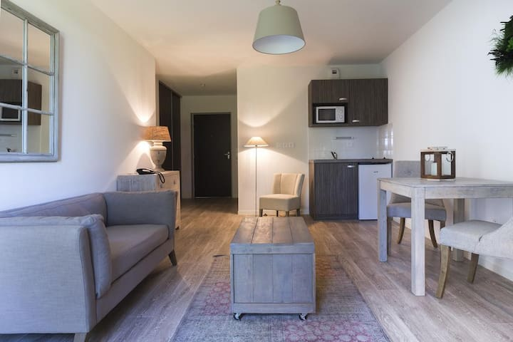 Studio Lits Jumeaux - 33 m² - Nevers