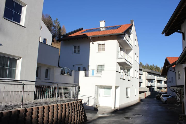Modern Apartment in Fiss at Ski Bus Stop
