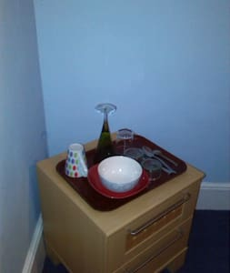 Large Spacious Double Room - Gillingham - Casa