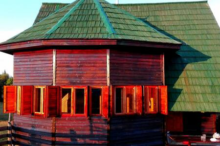Cabana Transilvania - Bucovina