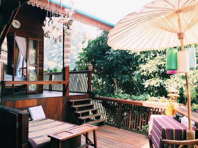 Preanhuan Homestay @ Chiangmai - Chiang Mai - House