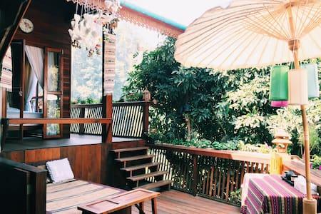 Preanhuan Homestay @ Chiangmai - Σπίτι