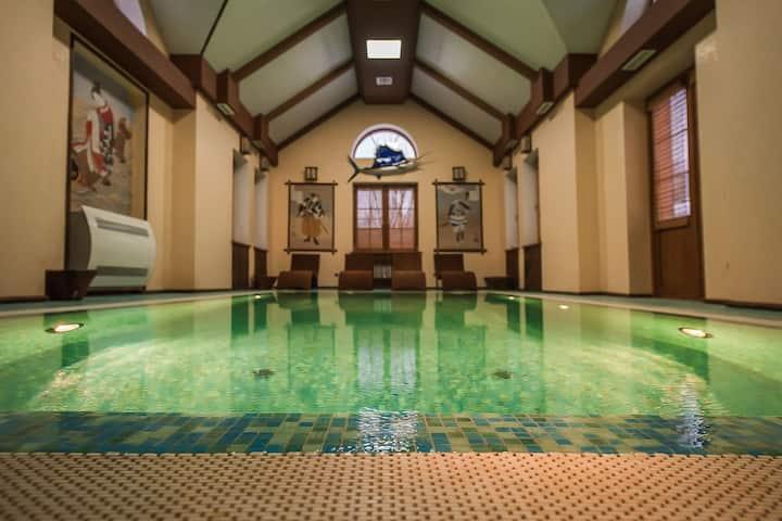 Уникальный банный комплекс!