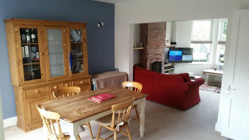 Bristol 3 bedroom house - ideal for balloon fiesta - Bristol - Talo