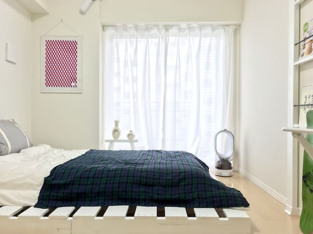 OPENING SALE!! White & Pop Shinjyuku/Shibuya #603 - 渋谷区 - Appartement