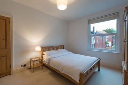 Lovely bright double room near central Bristol - 布里斯托爾