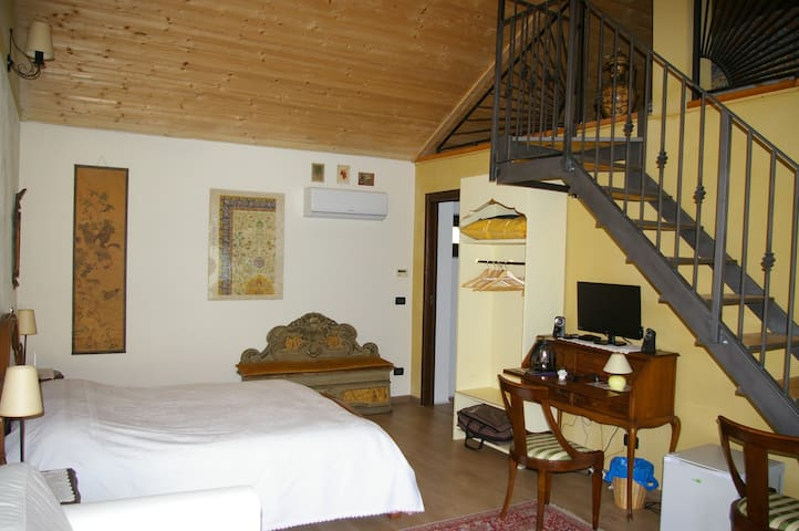 Camera doppia - Cantarana - Bed & Breakfast