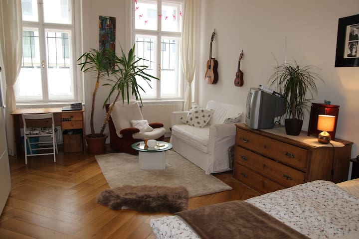 Room for 1-2P.  in Dream Location - Wien - Wohnung
