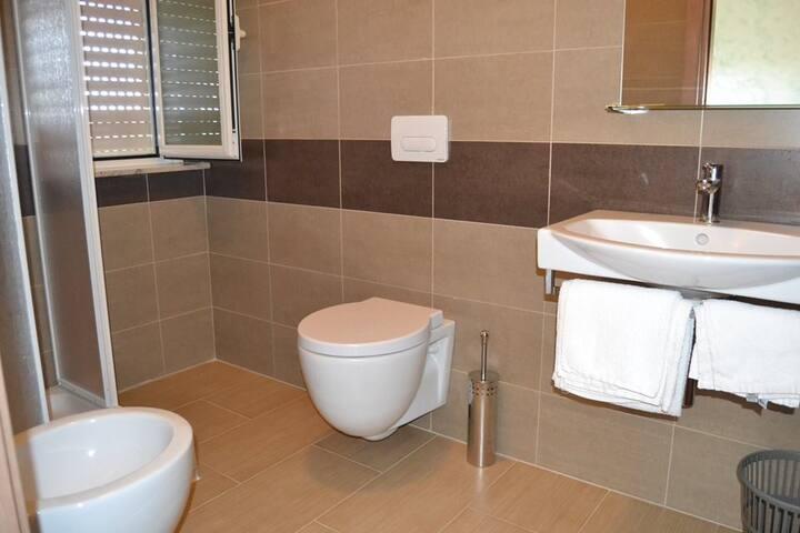 Hotel Mercurio panoramic rooms - Coccorino - Butik otel