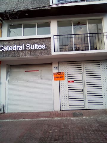 DEPARTMENT CATHEDRAL SUITES.