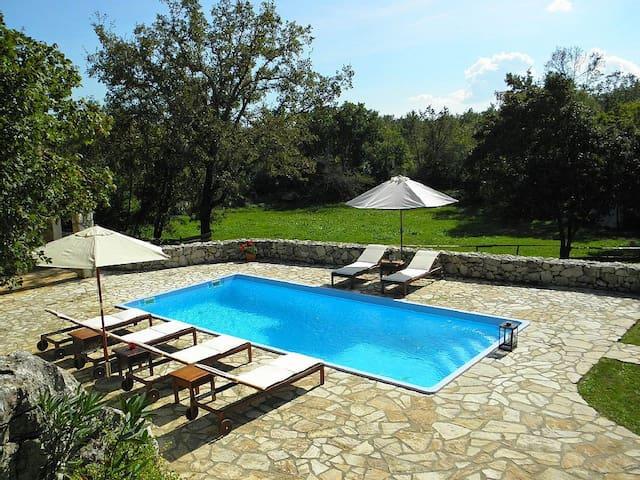 46 Villa Marta only 7 km from Rabac 19 - Sveta Nedelja