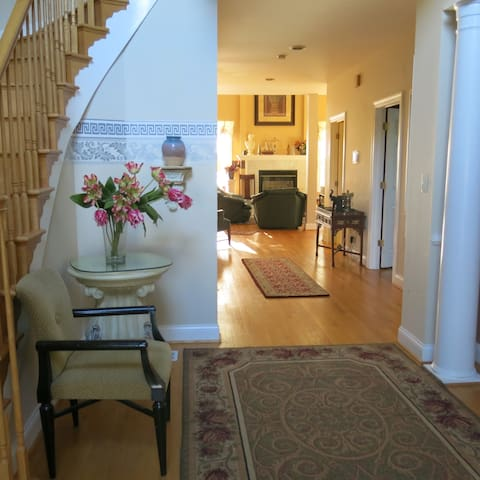 Luxurious 6bd house in DC Metro - Annandale - Huis
