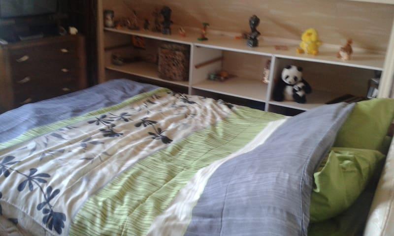 chambre chez l habitant - Chaux - Haus