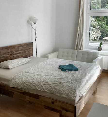 Relaxing Room at STEGLITZ (Westberlin)