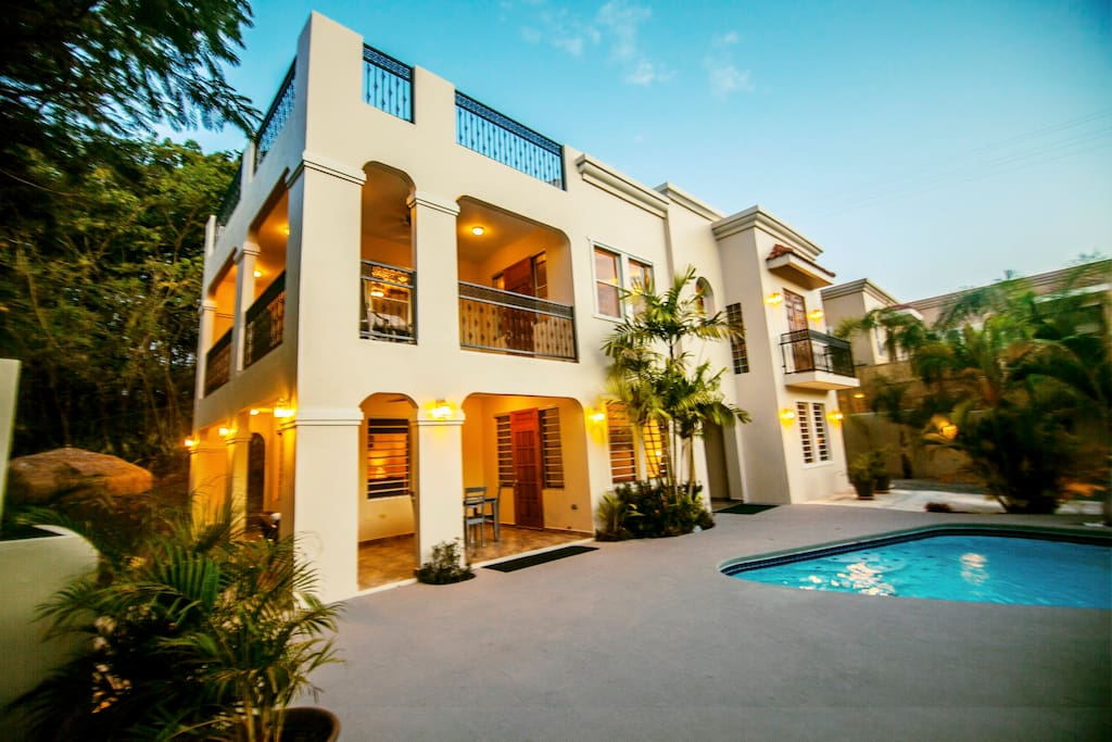 3 Bedroom 3 Bath Custom Home with Private Pool