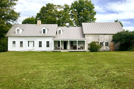 Highfields: a Northeast Kingdom Historic Farmhouse