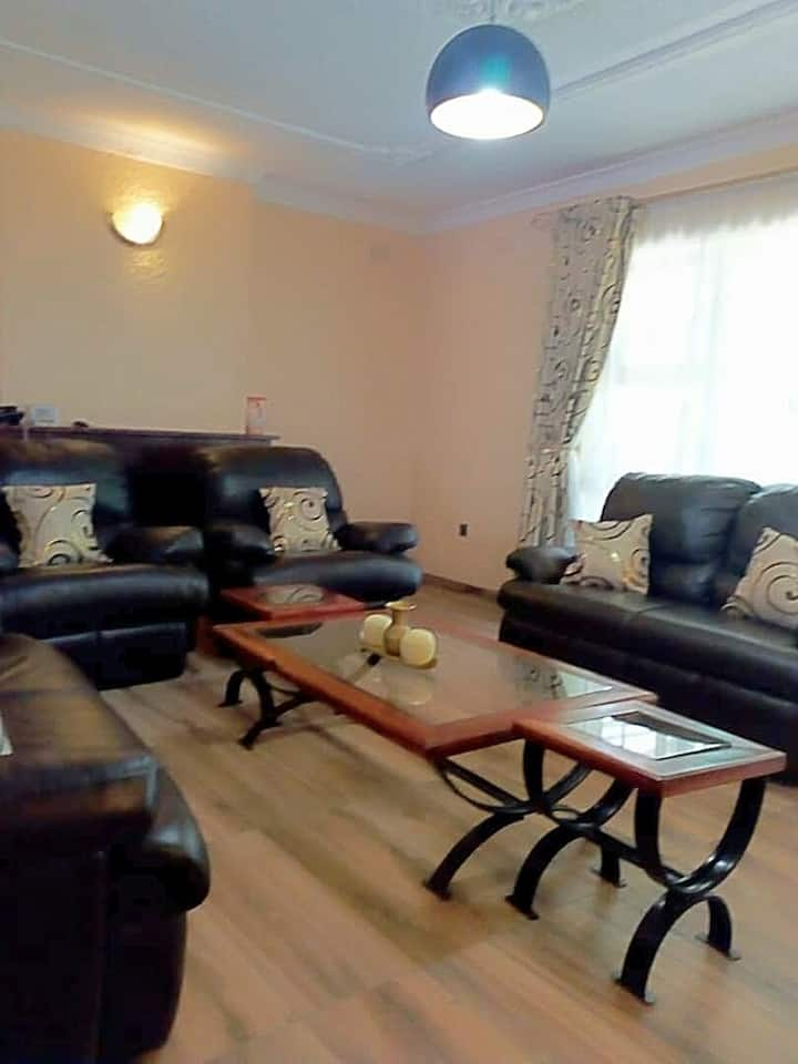 Mbali Guesthouse -  For  your privacy and comfort