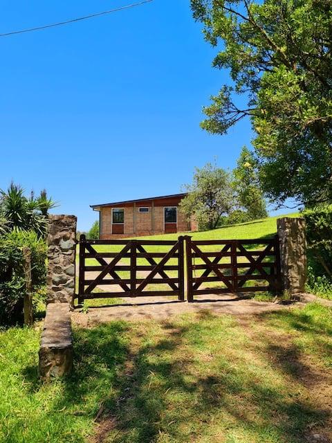 Casa nueva en las Yungas de San Javier