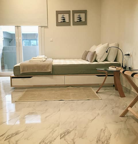 Wonderful studio in the heart of the city!!