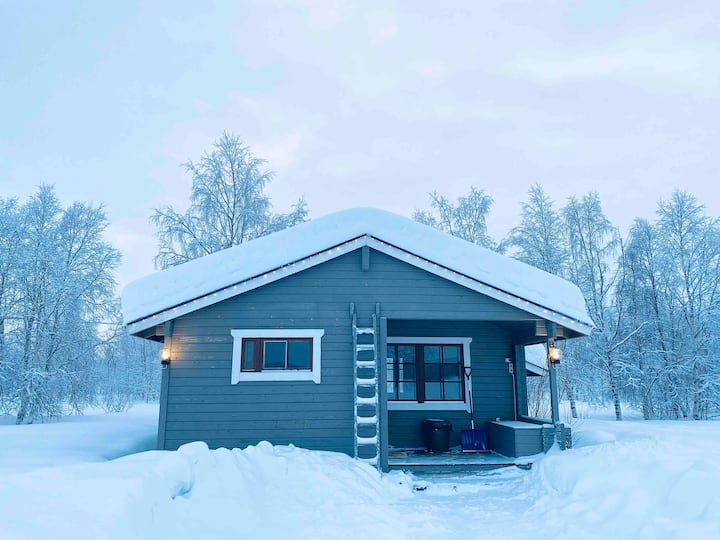 Anna Aurora - a northern lights cabin in Lapland B