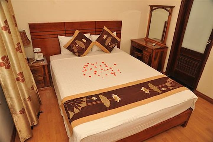 Standard Double or Twin Bed Private - Hanoï - Bed & Breakfast