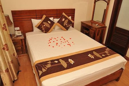 Standard Double or Twin Bed Private - Hanói - Bed & Breakfast