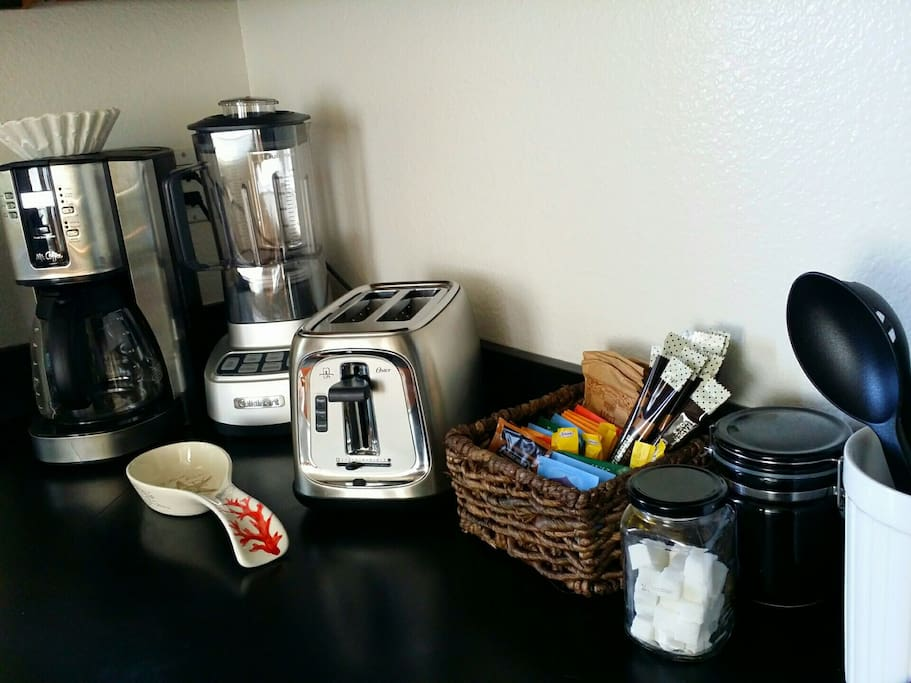 everything you need in the kitchen