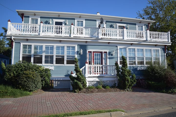 Beautiful Victorian Rental In Historic Cape May