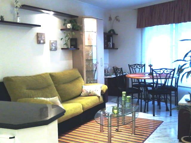 Apartamento de 2 dormitorios.