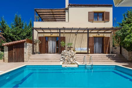 Villa Citrus - 3BD villa with private pool - Asteri