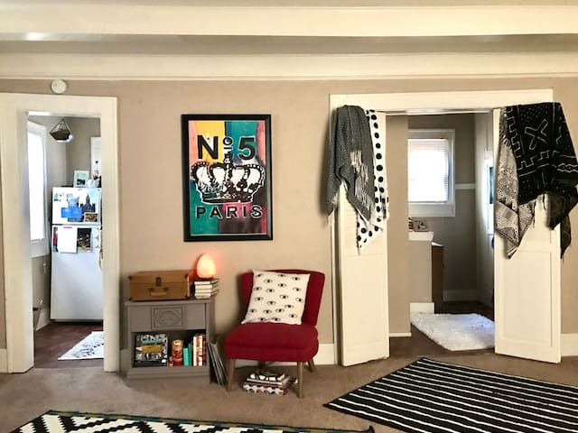 Cozy Studio near Campus Corner - Norman - Apartment