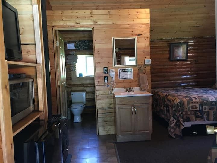 Antler's Log Cabin Duplex 3