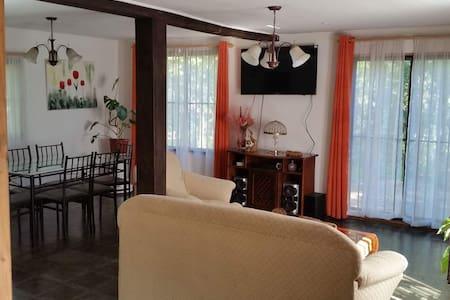 AMPLIA CASA FAMILIAR RODEADO DE NATURALEZA - Caburgua - Casa