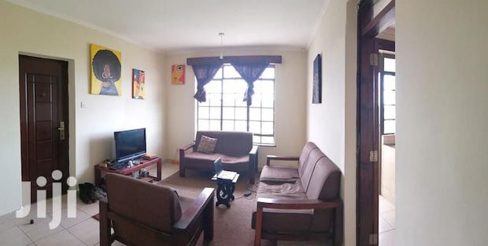 Private EnSuite Room in Apartment near JKIA